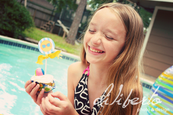 pool party printable by diliberto photo and design