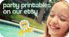 Diliberto Photo and Design Etsy Party Printables