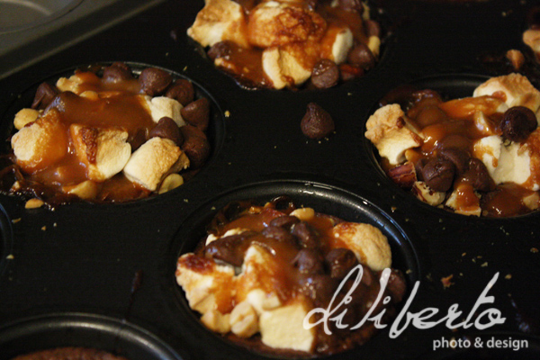 Diliberto Photo And Design Houston Rocky Road Brownies Recipe