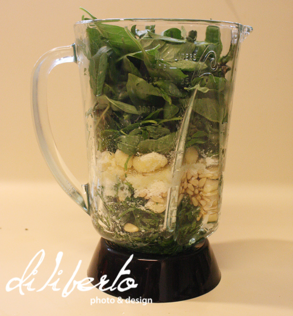 Diliberto Photo and Design Homemade Pesto Recipe