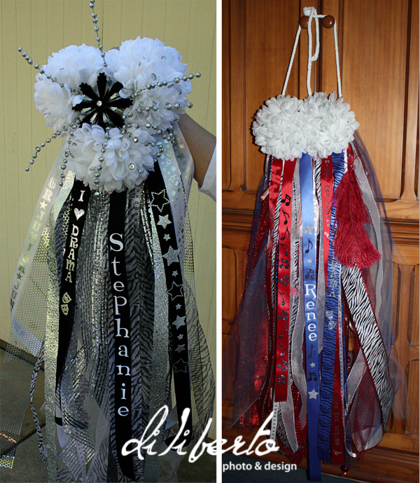 Diliberto Photo And Design, Houston How to Make a Homecoming Mum