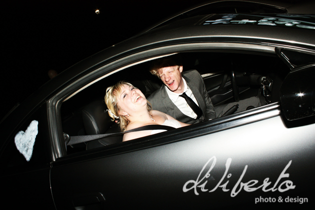 Tulsa OK wedding photographer the exit