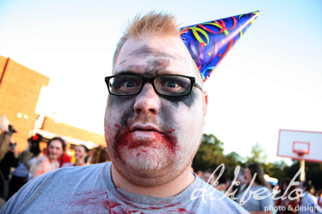 Zombie Walk Houston 4th annual