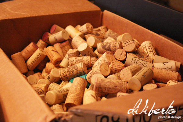 Wine Corks for wreat
