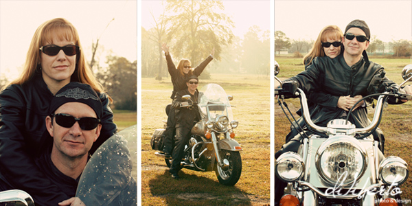 Harley Couples Photography Houston