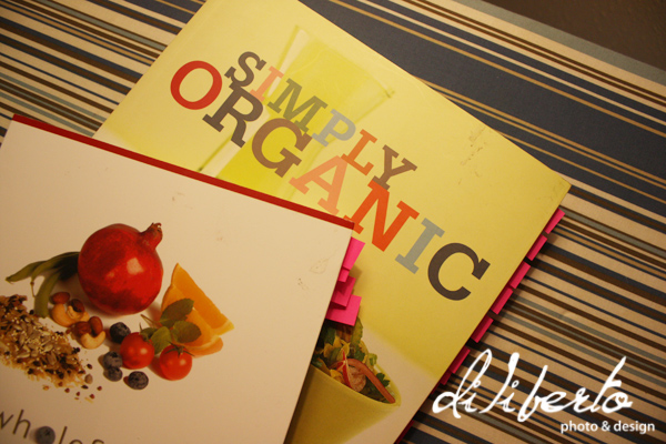 Organic Cookbooks