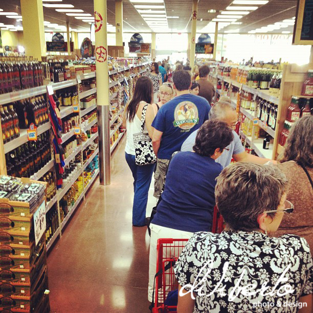 Trader Joes Grand Opening the Woodlands, Texas Houston