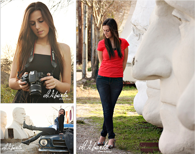 Senior Photographer Houston - Holly