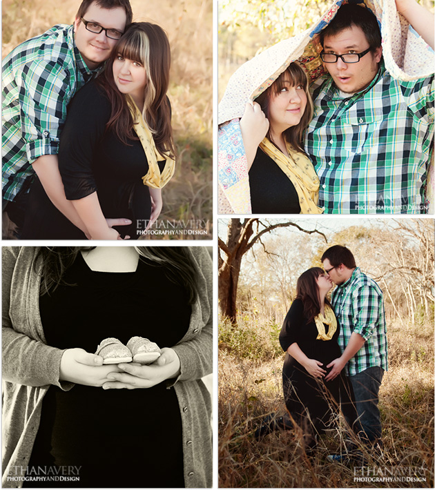 Our Maternity Photos