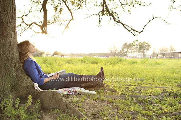 Spring Senior Photographer