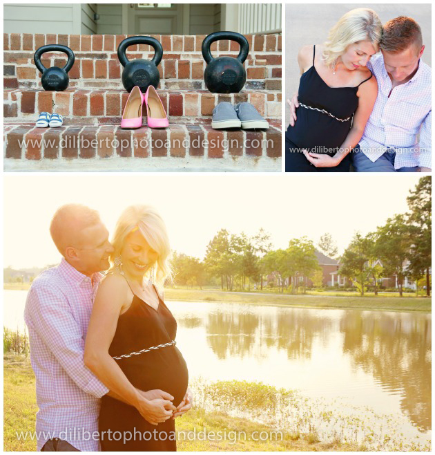 Crossfit Maternity Photographer