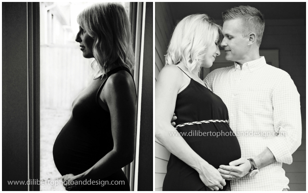 Spring Texas Maternity Photographer