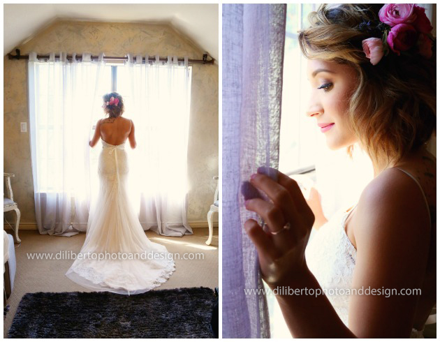 Wedding Photographer Diliberto Photo & Design The Bride