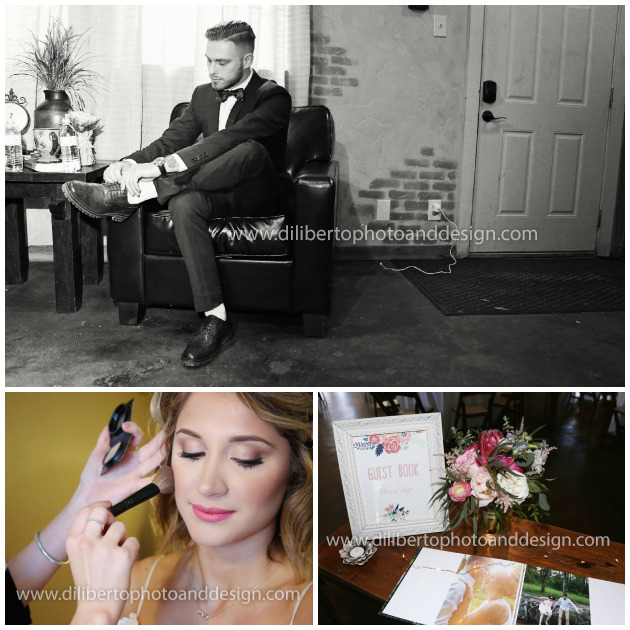 Wedding Photographer Diliberto Photo & Design The Groom