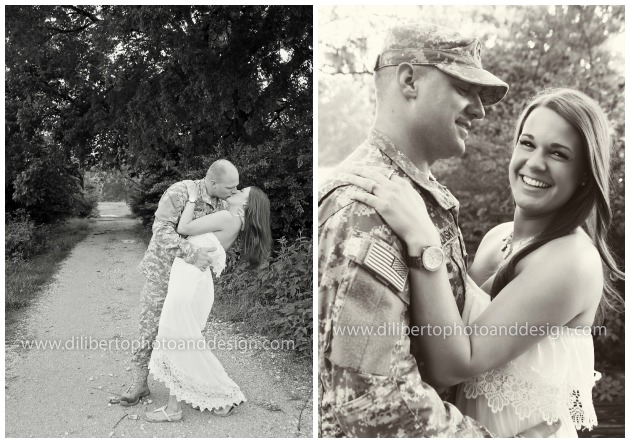 Engagement Photographer Spring TX